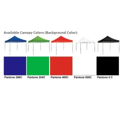 10 ft. Canopy No Print