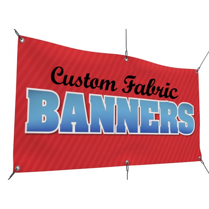 Fabric Banner Printing Las Vegas